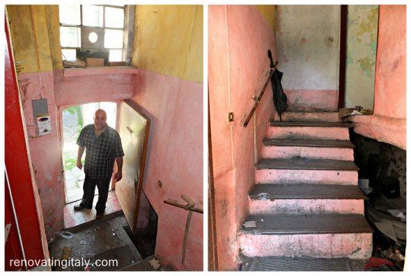 w h stairs dblbatch