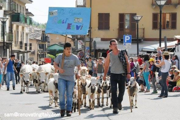 Bobbio Pellice fair